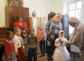 День отрытых дверей в Воскресной школе