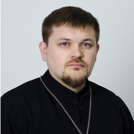 Иерей Андрей Баранов