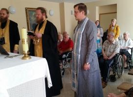 ДУХОВНОЕ ОКОРМЛЕНИЕ В ПЕТРОВОМ ПОСТУ