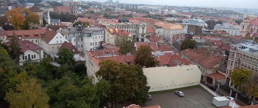 День в средневековом Вильнюсе