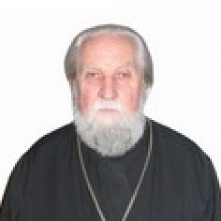 Митрофорный протоиерей Николай Устинов